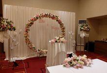 Holy matrimony of Eko Prasetya & Mega Silvia by ID Organizer