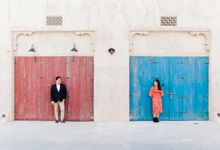 Rico & Shayn Foreveryday - A Dubai Postnup by Foreveryday Photography