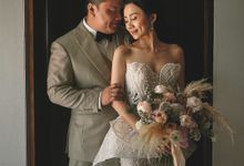 Andre & Mina - Alila Seminyak by Eventstory Wedding Planner