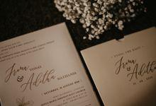 Irvan & Aditha Wedding by AKSA Creative