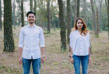 Pre Wedding Azim & Izzati by imagessoul