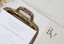 The Wedding of Bharma & Veronica by SentimeterCard