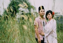 Pre Wedding with A&F by Foto Fhantom
