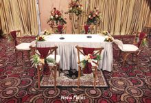 Aulia & Rikky Wedding Decoration by Nona Manis Creative Planner