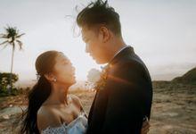 The Wedding of Aljon & Yeng by Edan & Emz Photography