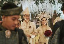 Wedding of Immanuel & Amanda by Ellinorline Gift