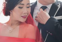 Itung and Prili Wedding Day by Lady Quissera