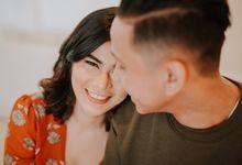 Cyd and Karla Prenup by Santiago Alfonso Fotografia