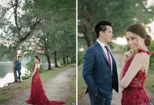 Nigel & Candice Pre Wedding by NOMINA PHOTOGRAPHY
