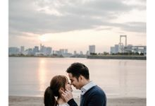 Anthony & Esther Japan Tokyo Prewedding by PICTUREHOUSE PHOTOGRAPHY