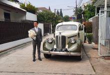 Wedding of Yosafat Surya Murijanto & Jessica Mitzi Osay by ID Organizer