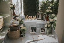 Christina & Sam by baliVIP Wedding