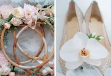 The Wedding Day of Stiady & Nia by Loxia Photo & Video