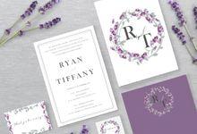 Ryan & Tiffany by Petite Chérie Invitation