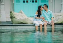 PRE - WEDDING ARA & OLIVIA BY HENOKH WIRANEGARA by All Seasons Photo