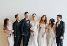 Oddysius & Kellyn by One Heart Wedding
