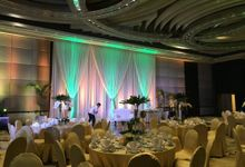 Elegant Wedding at Manila Hotel by Orange Lights and Sounds Inc.