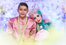 WEDDING AYU BELLA by Dapurfoto