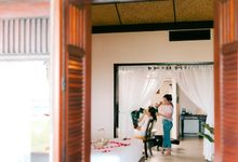 WEDDING ALBUM BRANDON & GIANG by Mr. Light Production