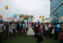 HOLY MATRIMONY OF TIMOTHY AND VEGA by Fairfield By Marriott Surabaya