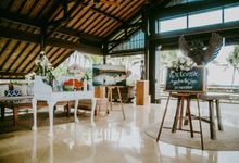 Wedding Styling at Semarapura by baliVIP Wedding
