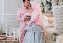 The Wedding of Nurhadi & Nabilah by Maharani Photography