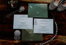Dheafina & Nur Wedding at Azila Villa by AKSA Creative