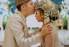 From the wedding of Fannisa & Angga by Gendiswarna