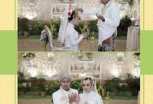 Indoor Wedding by Ospro Wedding Organizer