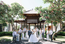THE WEDDING OF ANDY & LADY by Jessica Cendana
