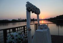 Wedding Arch & Altar decoration by Wedding City Antalya