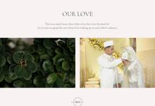 THE WEDDING OF ZIETA & RUSDAN by MAKNA PRODUCTION