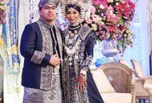 Wedding of Iqbal & Athifah by Ellinorline Gift