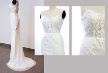 Bespoke Wedding Dresses with Kelly by Kelly's Bridals