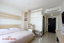 Rooms at Classie Hotel by Rajawali Grand Ballroom
