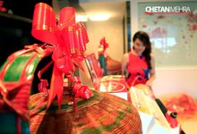 BETROTHAL GIFT CEREMONY - GUO DA LI by Chetan Mehra Photography