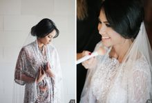 Billy & Rachel Wedding by NOMINA PHOTOGRAPHY