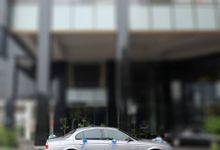 SEWA MOBIL PENGANTIN DAN KELUARGA JAKARTA - MERCEDES ALPHARD JAGUAR VELLFIRE by Fendi Wedding Car