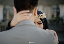 The couple session of Laila & Dito by Memorable Wedding Photography