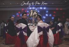 The Wedding of Jacky & Pei Xian by FW Event Pro