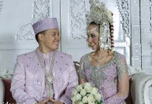 Wedding Of Amel & Adit by Video Art