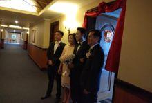 Daniel & Syarvia Wedding by deVOWed Wedding & Event Planner