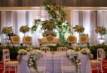 Wedding Aris & Aulia by Azalia Decoration
