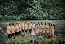 The Royal Pita Maha Wedding oleh White Roses Planner by White Roses Planner