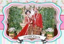 hendrik & Elok wedding by The Caramel's Corner