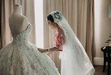 ANGGA & LAURA WEDDING by HAPE by MA Fotografia