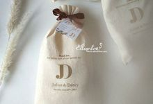 Wedding of Julius & Dency by Ellinorline Gift