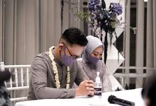 Amale & Azman by Top Fusion Wedding