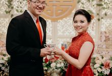 Engagement Arif  & Angeline by EPIC ART