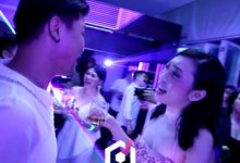 Wedding Afterparty Jeffry Wellyhair and Christine Chaii by Project Dance Ground